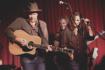 Dave Alvin and some guilty women will play the Geomatic Attic on Monday, March 22.