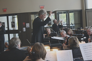 The Lethbridge Symphony Orchestra celebrates their fiftieth birthday this week. Photo by Richard Amery