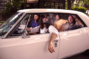 The Sheepdogs are coming to Lethbridge, June 27. Photo by Alan Cross
