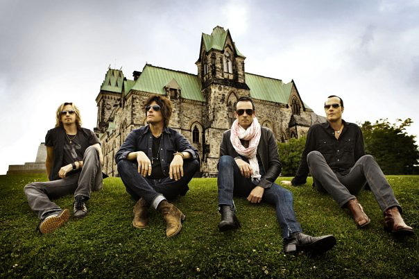 The Stone Temple Pilots have cancelled their Lethbridge show. Photo submitted