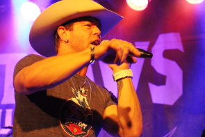 Aaron Pritchett returns to Lethbridge this week. Photo by Richard Amery