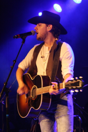 Brett Kissel plays the Enmax Centre this week. Photo by Richard Amery