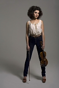 Carrie Rodriguez a monster talent with friends in high places