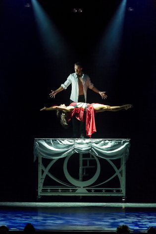 Celtic Illusion is at the Enmax Centre, March 11. photo submitted