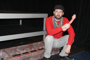 Jay Whitehead is excited to bring the Curing Room to Lethbridge as pard of Pretty , Witty and Gay. Photo by Richard Amery