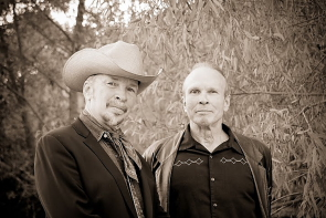 Dave and Phil Alvin play Wide Skies music Festival next week. Photo courtesy Yep Roc Records