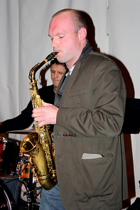 David Renter will be playing cool jazz, May 3 at the Lethbridge Public Library. Photo by Richard Amery