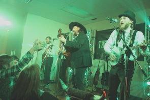 The Dead South return to Lethbridge , Feb. 25. Photo by Richard Amery