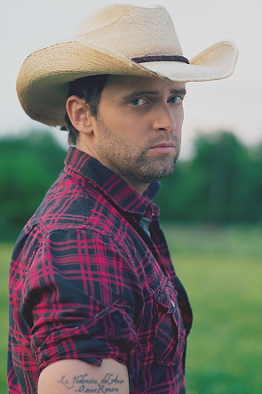 Dean Brody comes to Lethbridge, Feb. 16. Photo submitted