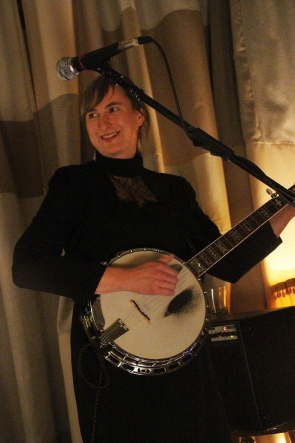 Eliza Doyle returns to Lethbridge with her own band. Photo by Richard Amery
