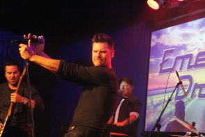Emerson Drive return to Lethbridge, Sept. 24. Photo by Richard Amery