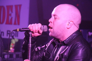 Finger Eleven plays Whoop up Days , Aug. 24. Photo by Richard Amery