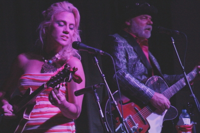 Fred Eaglesmith and Tif Ginn's show has been rebooked for Oct. 28. Photo by Richard Amery