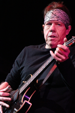 George Thorogood and the Destroyers played and excellent show at the Enmax Centre, May 5. Photo by Richard Amery