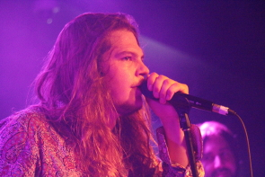 Glorious Sons lead singer Brett Emmons playing Average joes, returns with his band to open Whoop Up Days, Aug. 22 with the the Steve Keenan Band, Aug. 25 Photo by Richard Amery