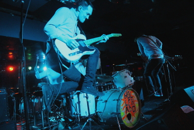 Hollerado returned to Lethbridge in June. Photo by Richard Amery