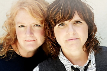 The Indigo Girls visit Lethbridge for the first time this weekend. Photo Submitted