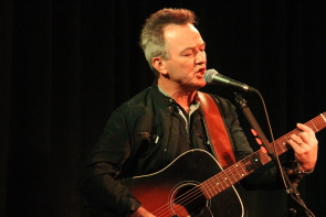 Jimmy Rankin playing the Geomatic Attic, Oct. 10 Photo by Richard Amery