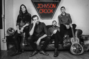 Johnson Crook come to Lethbridge, July 13. Photo by Francesca Ludikar