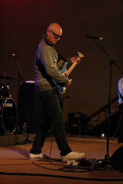 Kim Mitchell returns to Whoop Up Days, Aug. 26. PHoto by Richard Amery