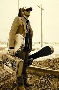 Kory Istace returns to Lethbridge to play the Windy City Opry, Jan. 10 Photo Submitted