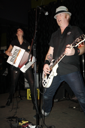 The Mahones return to Lethbridge on Wednesday. Photo by Richard Amery
