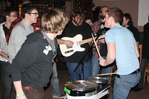 The  Moby Dicks are among  the many acts playing Mammoth Cave Fest 2. Photo by Richard Amery