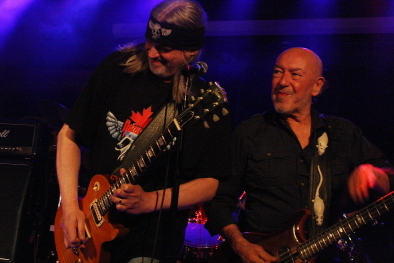 Nazareth returns to Lethbridge, July 20. Photo by Richard Amery