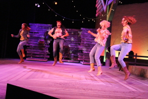 New West Theatre]s Barn Dance ends this weekend. Photo by Richard Amery