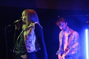 Repartee return to Lethbridge to open for USS, Feb. 6. Photo by Richard Amery