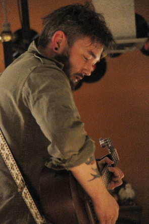 Ryland Moranz returned to the Owl Acoustic Lounge, April 6. photo by Richard Amery
