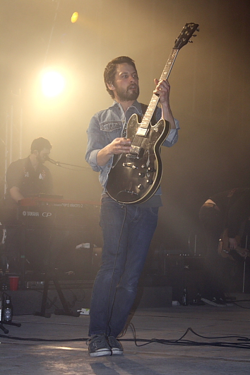 Sam Roberts returns to Lethbridge For Whoop Up Days, Aug. 21. Photo by Richard Amery