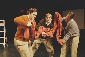Song of the Say Sayer runs Jan. 20-22 in the David Spinks Theatre. Photo by Richard Amery