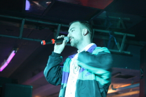 Sonreal returns to Lethbridge, Feb. 7. Photo by Richard Amery