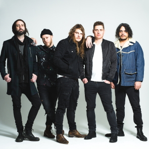 The Glorious Sons play the Enmax Centre next week. Photo by Rob Blackman
