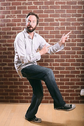 Comedian Tom Green comes to Lethbridge this week. Photo by Neil Visel